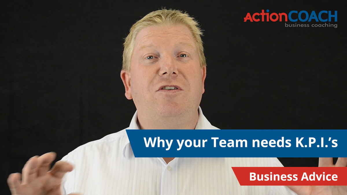 Why your Team needs KPI's