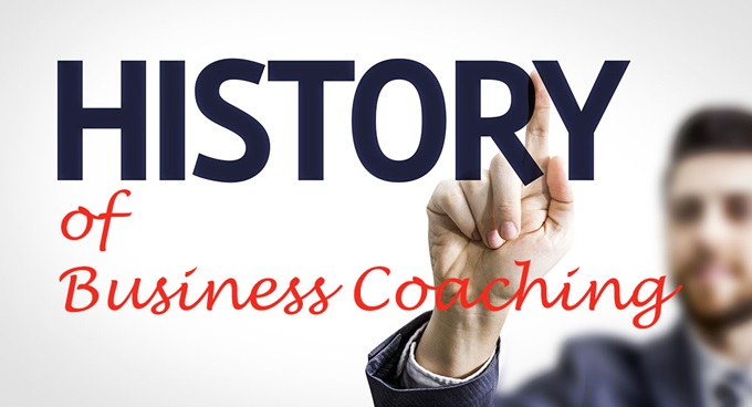The History of Business Coaching