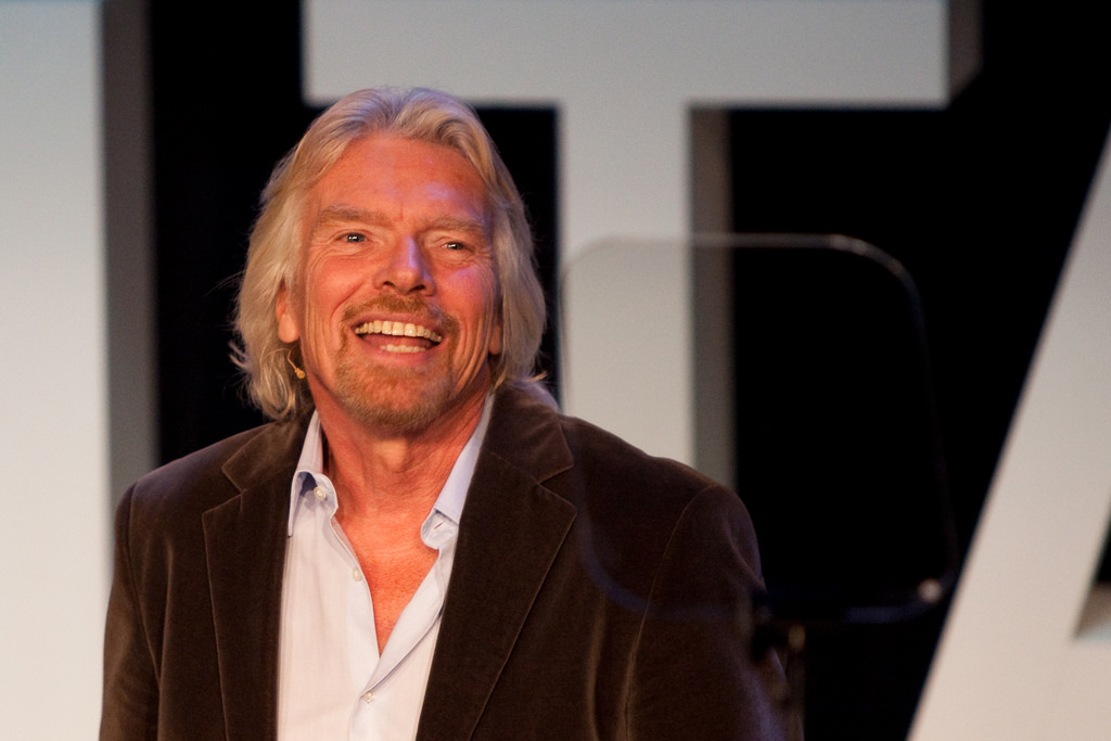 Richard Branson- The Businessman with a Difference
