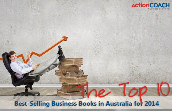 The Top 10 Best-Selling Business Books in Australia for 2014