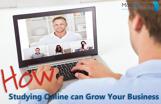 How Studying Online Can Grow your Business