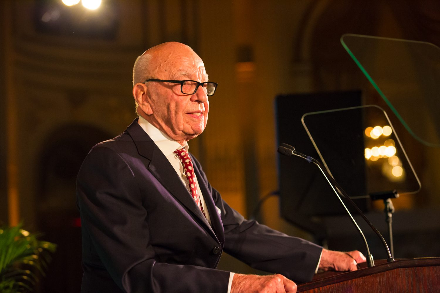 Lessons from Rupert Murdoch's Success