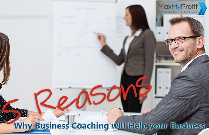 5 Reasons Why Business Coaching will Help your Business