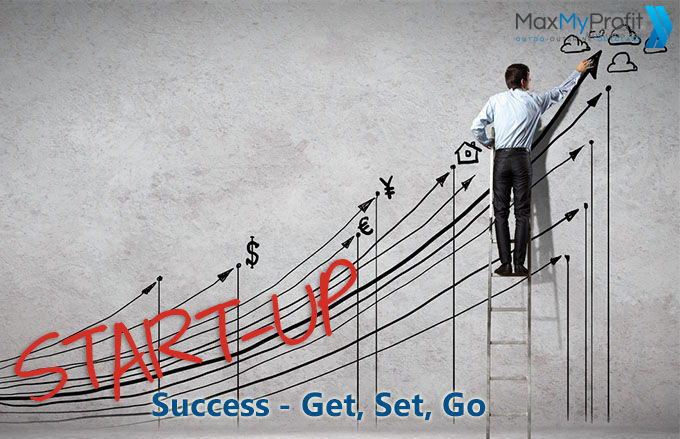Start-Up Success – Get, Set, Go