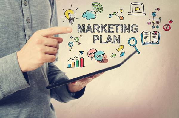 The 10 key steps for a Small Business Marketing Plan