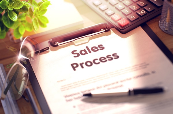 How to Create a Sales Process That Will Help Convert More Prospects