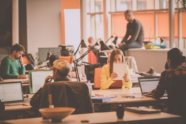 The Benefits of Coworking for Startups