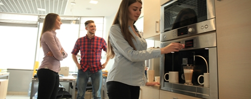 How Buying Your Own Automatic Coffee Machine Can Pay For Itself in Increased Productivity