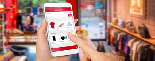 [INFOGRAPHIC] Are we about to see Mobile Commerce overtake eCommerce?