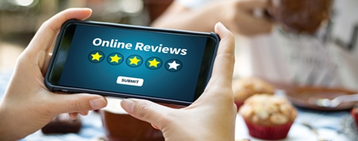 How to Turn Online Reviews into Powerful PR Tools