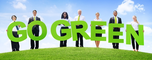 Going Green For Small Business Made Easy